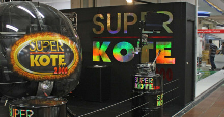 Proyecto Stand Super Kote